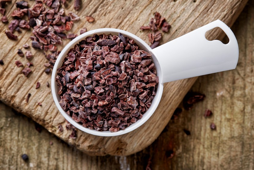 So what the heck is a cacao nib anyway?