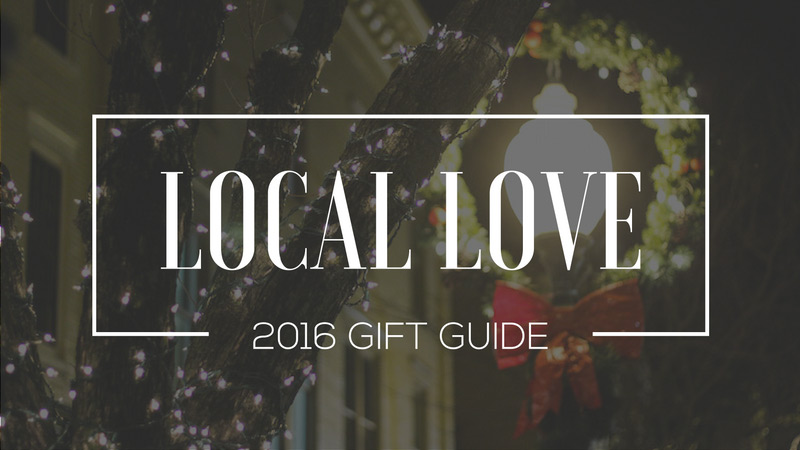 Show a little local love with your gifts this year