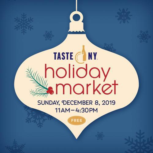 Taste NY Holiday Market